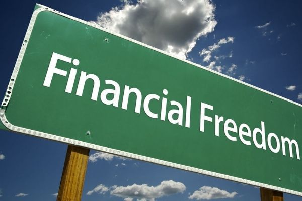 Financial freedom in forex