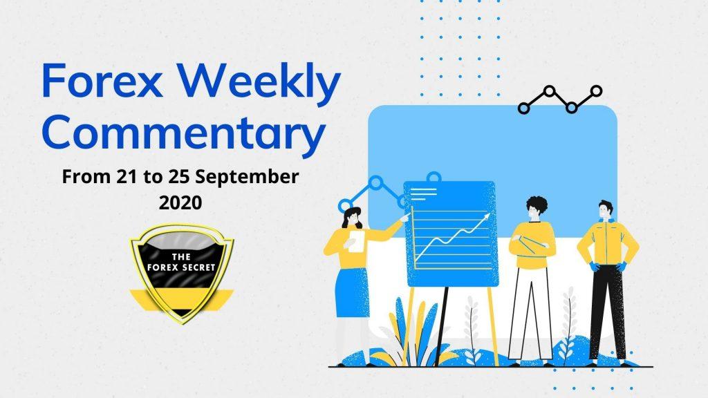 Forex Weekly Outlook feom 21 September to 25 September 2020