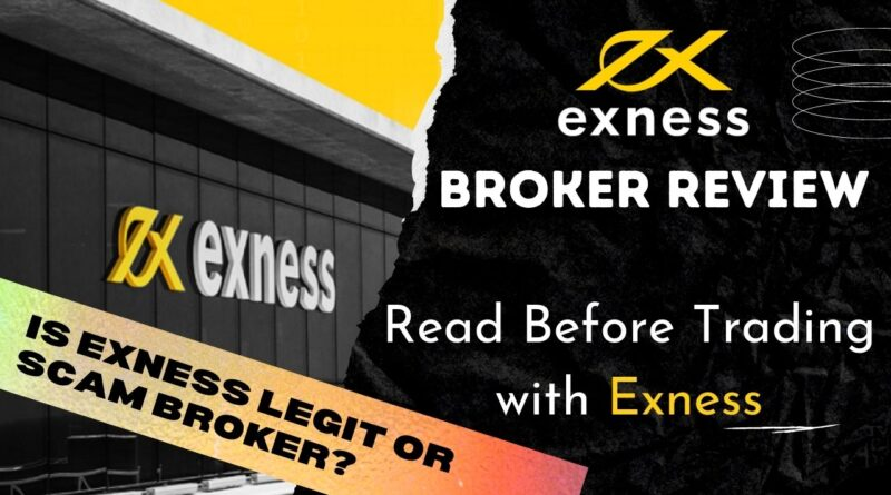 Exness Broker Review