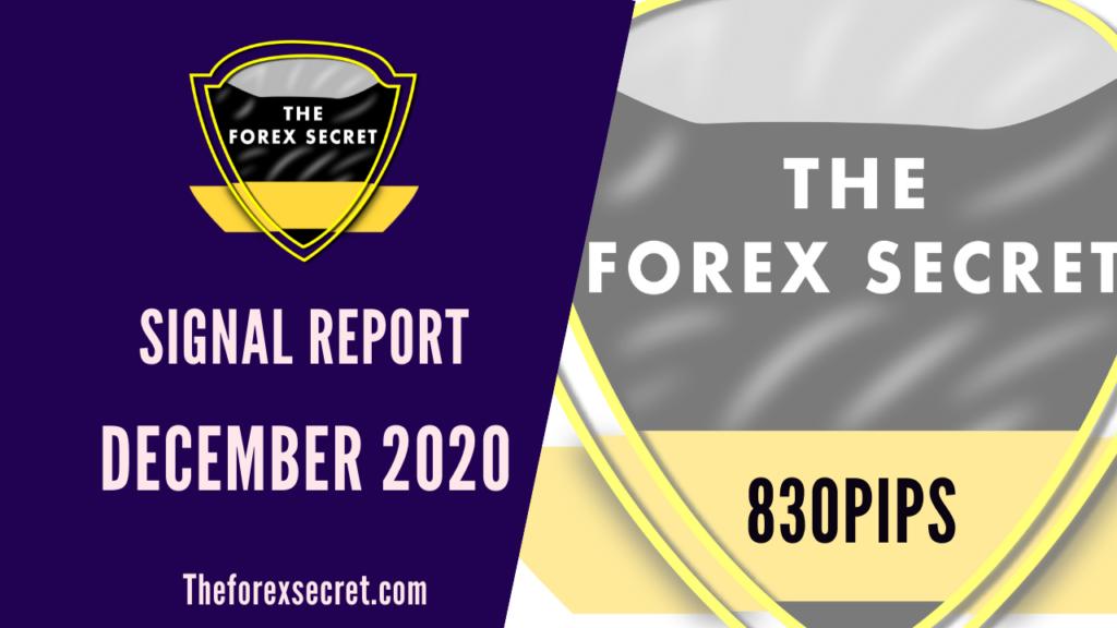 Signal Report December 2020