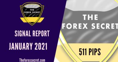 Signal Report January 2021