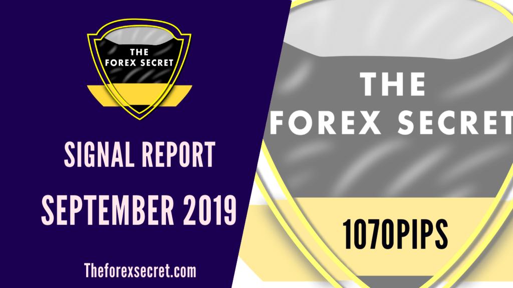 Signal Report September 2019