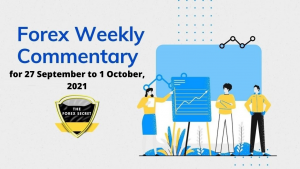Weekly Forex outlook and review for for 27 September to 1 October, 2021
