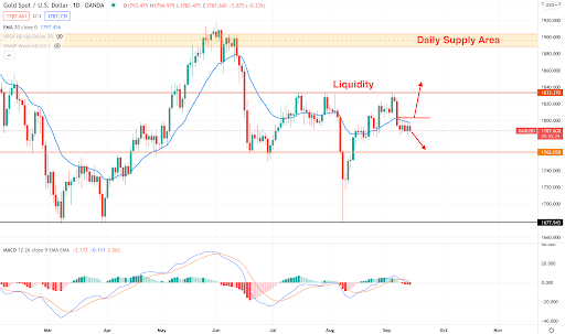XAUUSD Bears Are Stable